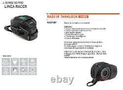 Sac Ladies Tank Motorcycle Racer Tanklock Kappa Ra311r Couchette 16 L