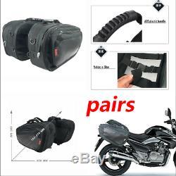 Sac Moto Selle Casque Bagages Sac De Réservoir 36-58l Grande Taille Rain Cover