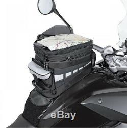 Sac Tenue Scotty Moto Réservoir Aimant Système À 8 Litres Couverture De Pluie Compris