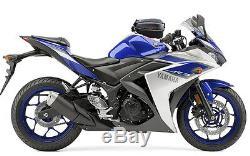 Sacoche De Réservoir De Moto Pour Yamaha Mt-09 / Fz-09 / Xjr1200 / Xjr 1300 / Tdm 900