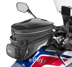 Sacoche De Réservoir Extensible Moto Givi Dual Sport Pour Honda Africa Twin Xs320