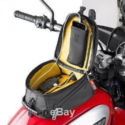 Sacoche De Réservoir Magnétique Moto Givi Mt504 Metro-t Avec Housse Anti-pluie 5 Litres Incluse