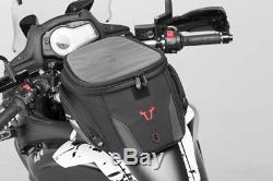 Sacoche De Réservoir Moto Sw Motech Trial Quick Lock Evo Noir
