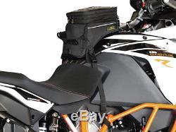 Sacoche De Réservoir Nelson Rigg Trails End Adventure Pour Motocyclette Tout Terrain, Double Sport