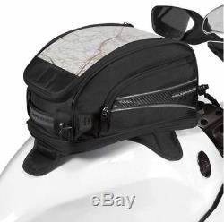 Sacoche De Réservoir Nelson-rigg Valise Moto Magnétique 13-18 Litres # 67-115-12