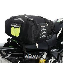 Sacoche De Réservoir Ol310 Oxford Lifetime Rt60 Pour Moto Multi-usage À Toit Rabattable