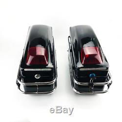 Sacs De Moto Universal Side Boxs Queue Bagages Réservoir Outil Sac Étui Rigide Selle