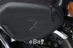 Sacs De Réservoir Imperméables De Réservoir De Casque De Stockage De Sacs De Selle De Moto De Tissu Durable D'oxford