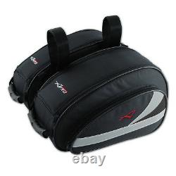 Sacs Textile Side Double Bagages Saddlebags Motorcycle Moto Jeter Sur