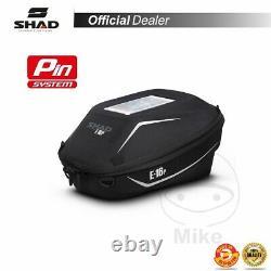 Shad X0se16p Sac De Réservoir 11-15 L E-16p Moto Compatible Avec Le Système D'épingle