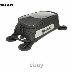 Shad X0sl12m Sac De Réservoir Magnétique Petit 4 L Sl12m Moto Nu Tourisme