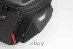 Sw Motech City Pro Motorcycle Tank Bag & Tank Ring Pour Bmw R1250 Gs