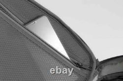 Sw Motech Daypack Pro Motorcycle Motorcycle Tank Bag & Ring Pour Moto Guzzi V85 Tt