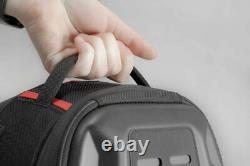 Sw Motech Daypack Pro Motorcycle Tank Bag & Tank Ring S'adapte À Aprilia Rs660