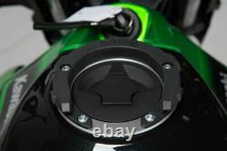 Sw Motech Engage Evo Motorcycle Tank Bag & Tank Ring Kawasaki Versys 650