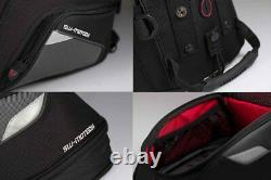 Sw Motech Engage Evo Motorcycle Tank Bag & Tank Ring Triumph Street Triple Rs