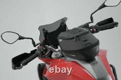 Sw Motech Engage Pro Quick Lock Motorbike Sac De Réservoir De Moto Noir