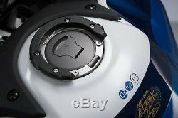 Sw Motech Micro Evo Sacoche De Réservoir Et Anneau De Réservoir Pour Honda Crf1000l Adv Sport