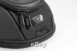 Sw Motech Micro Pro Quick Lock Moto Moto Réservoir Sac Noir