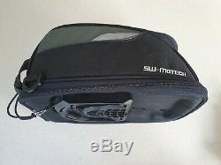 Sw Motech Sacs Connexion Quick Lock Evo Micro Moto Moto Sac De Réservoir