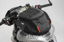 Sw Motech Sport Pro Motorcycle Tank Bag & Ring Pour S'adapter À Ktm 1290 Super Duke Gt