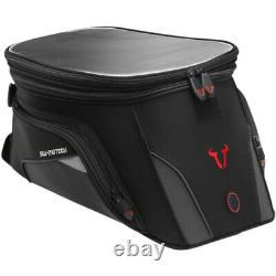 Sw Motech Trial Evo Motorcycle Tank Bag & Tank Ring Pour Kawasaki Z1000 Sx