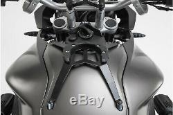 Sw Motech Ville Evo Motorcycle Réservoir Sac & Ring Réservoir Pour Bmw F800gs Adventure