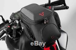 Sw Sacoche De Réservoir Moto Motech Gs Quick Lock Evo Noir