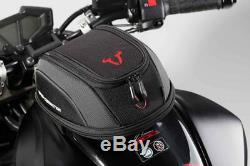 Sw Sacoche De Réservoir Moto Motech Micro Quick Lock Evo Noir