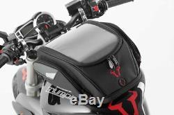 Sw Sacoche De Réservoir Moto Motech Sport Quick Lock Evo Noir