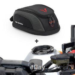 Sw-motech Evo Micro Moto Réservoir Sac Set Ktm Noir / Gris 2,5