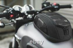 Sw-motech Legend Gear Lt1 Black Edition Motorcycle Tank Bag Magnet Montage