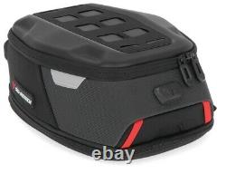 Sw-motech Pro Daypack Magnetic Tank Sac À Dos Bagages Moto Avec Couverture De Pluie