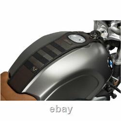 Sw-motech Sla Legend Gear Sac De Réservoir De Moto Bracelet Noir Pour Bmw R Nine T