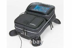 Tanax Motofizz Motorcycle Réservoir Big Taille Sac Type D'aimant Pour Smartphone Carte