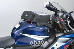 Tanax Motofizz Motorcycle Slant Sac De Réservoir / Haut Clair / Pour La Carte Smartphone