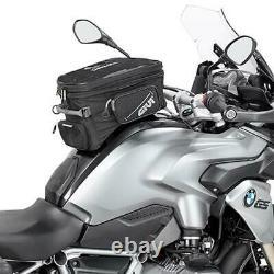 Tank Bag Givi Ea118 Tanklock Motorcycle Enduro Extensible 25 L Noir