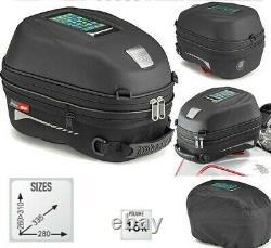 Tank Bag Moto Bmw R1200 Rt 2007 Givi St603b Tanklock Bf47