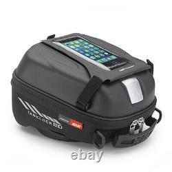 Tank Bag Motorcycle 5l Noir Givi St605b Sport-t Tanklocked Universal