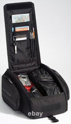 Tourmaster Sélectionnez 14 Litres Moyen Strap Mount Motorcycle Tank Bag