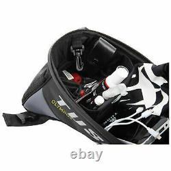 Tusk Olympus Motorcycle Tank Bag Grand Noir/gris 8 Litres