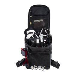 Tusk Olympus Tank Bag Black/grey Grande Moto Dual Sport Enduro Adventure