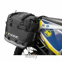 Tusk Pilot Pannier Sacs Sac De Rangement Moto MX Enduro Dual Sport Nouveau