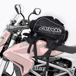Universal Casque De Moto Sac De Réservoir De Carburant Téléphone Navigator Porte-sac À Dos