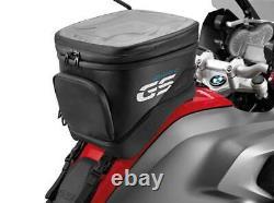 Véritable Bmw R1200gs Sac-citerne De Moto Grand, Étanche