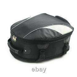 Waterproof Motorcycle Tail Bag Fuel Tank Bag Rider Sac À Dos Sac À Dos Sac À Dos Pack Bagages