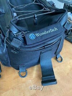 Wunderlich Elephant Sac De Moto De Réservoir Avec Baseplate Sacoche De Réservoir
